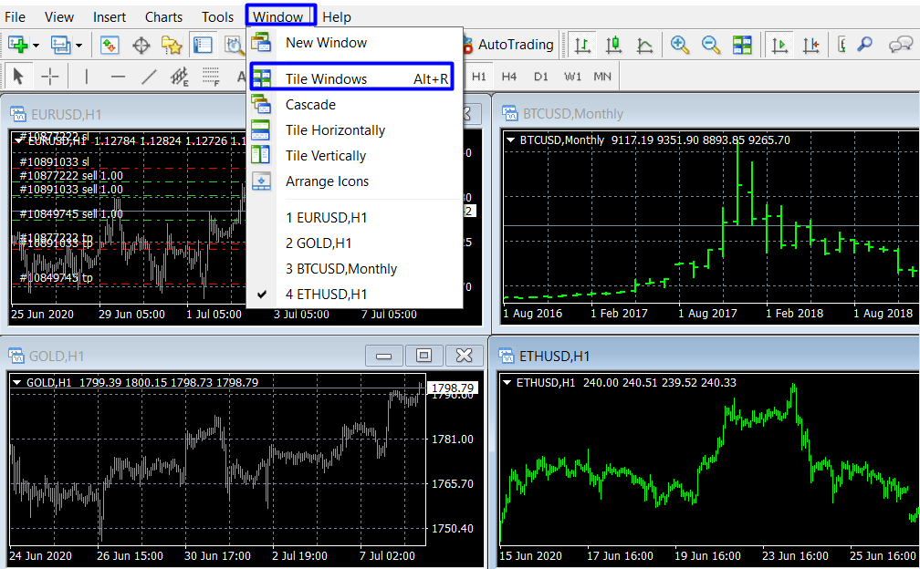 How to Open a Metatrader 4 Account Explained 2020