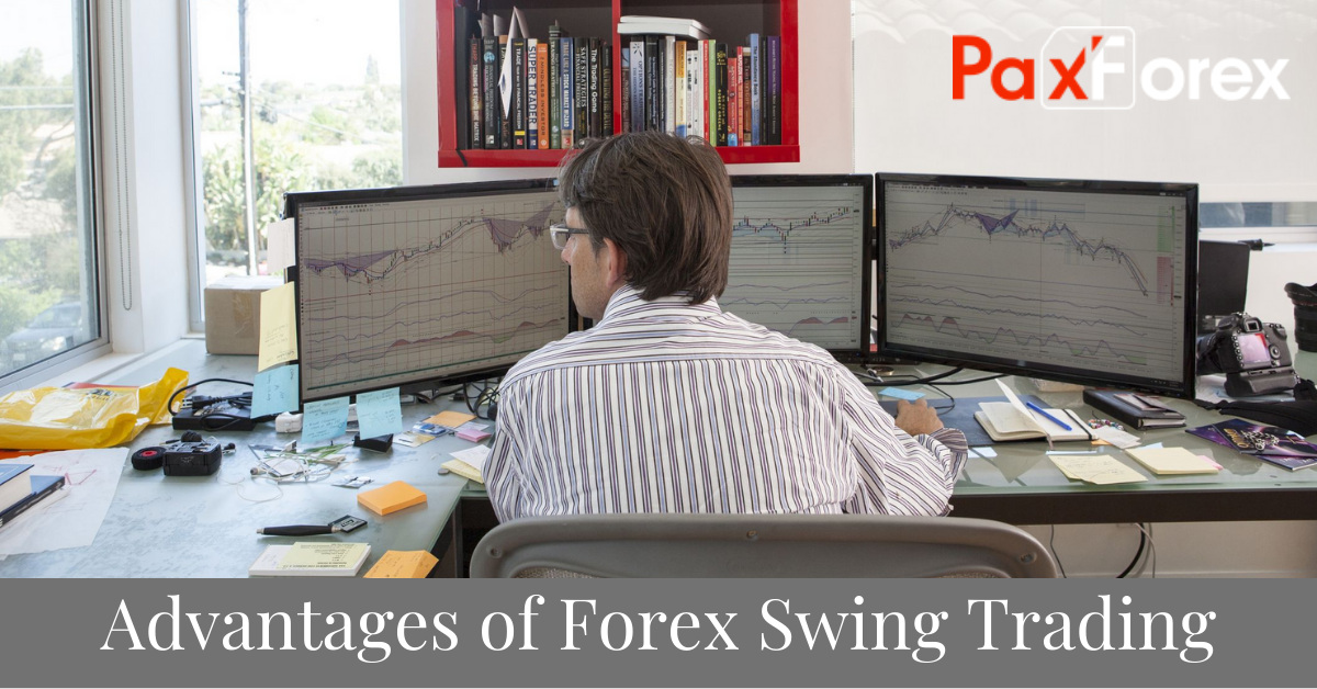 Advantages of Forex swing trading strategies