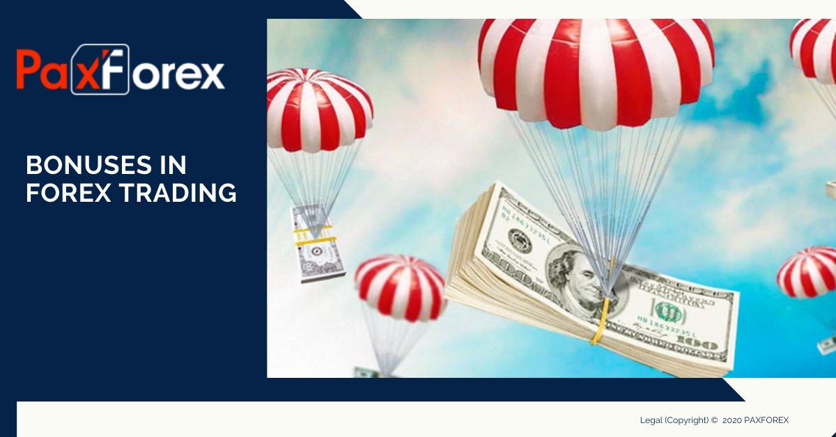 Bonuses in Forex Trading