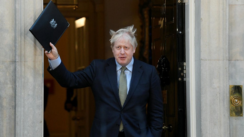 First Parliamentary Defeat for UK PM Boris Johnson