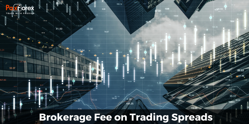 Brokerage Fee on Trading Spreads