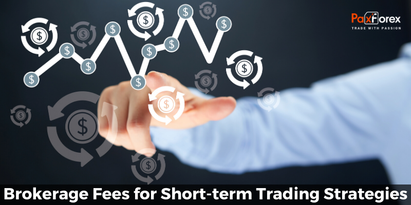 Brokerage Fees for Short-term Trading Strategies