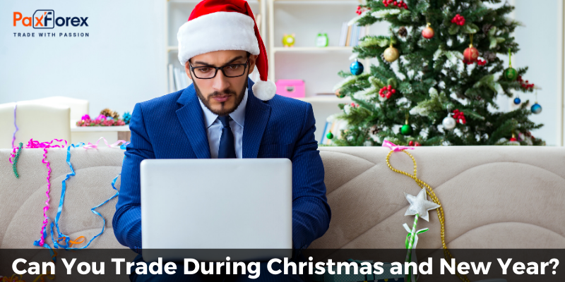 Can You Trade During Christmas and New Year?