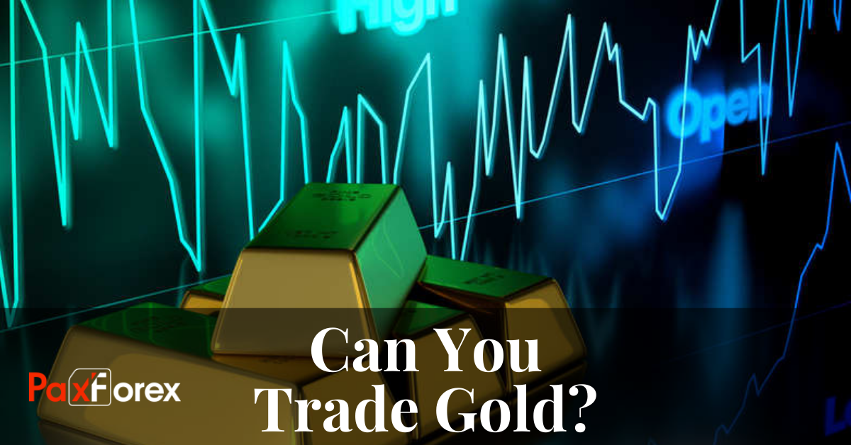 Can You Trade Gold