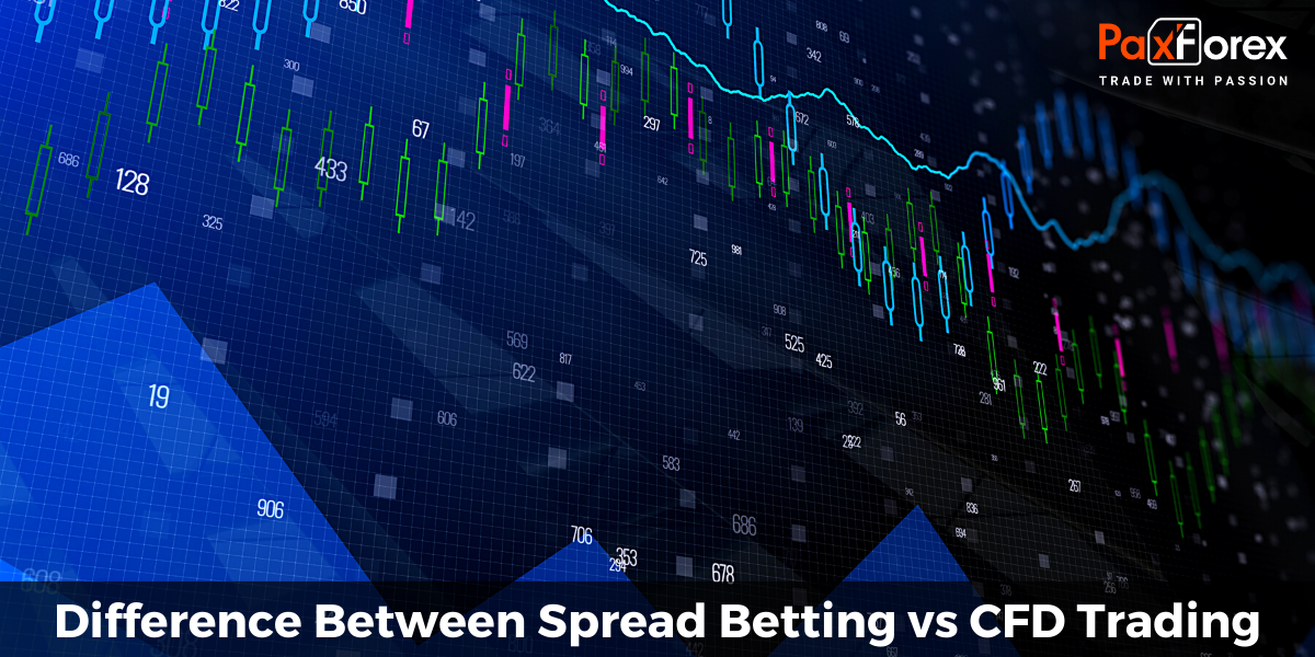 Difference Between Spread Betting vs CFD Trading