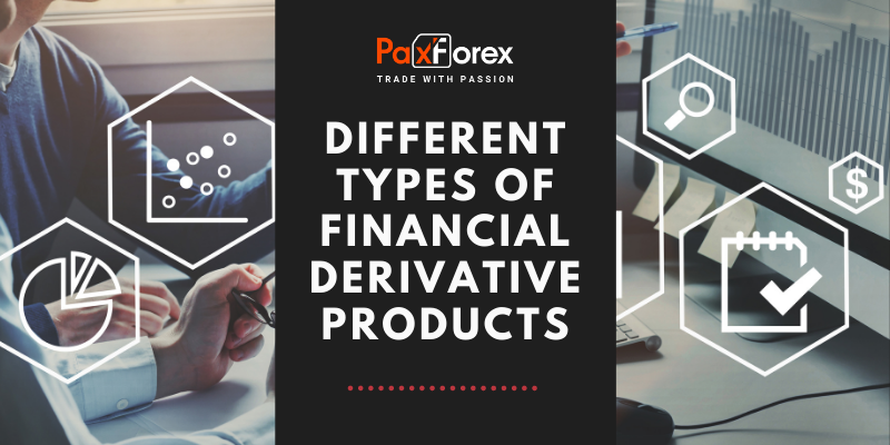 Different Types of Financial Derivative Products