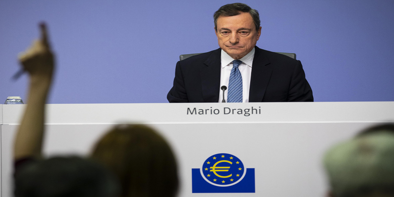 ECB to Restart QE, Cuts Deposit Facility Rate