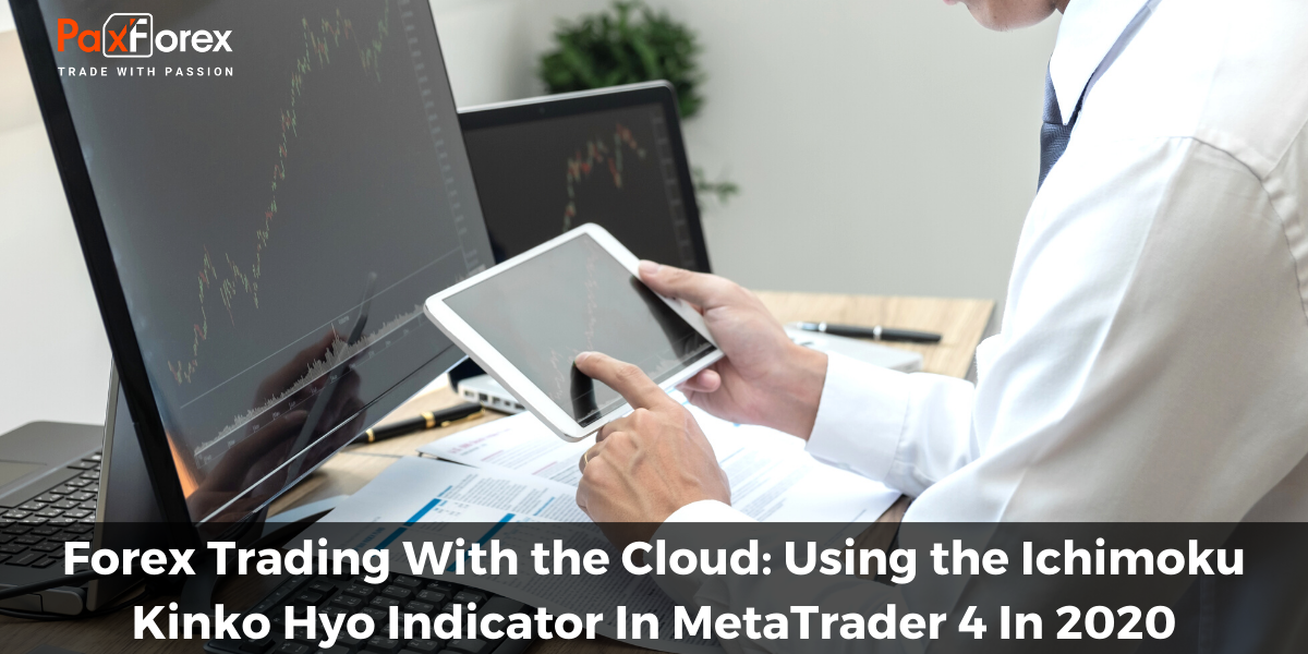 Forex Trading With the Cloud: Using the Ichimoku Kinko Hyo Indicator In MetaTrader 4 In 2020