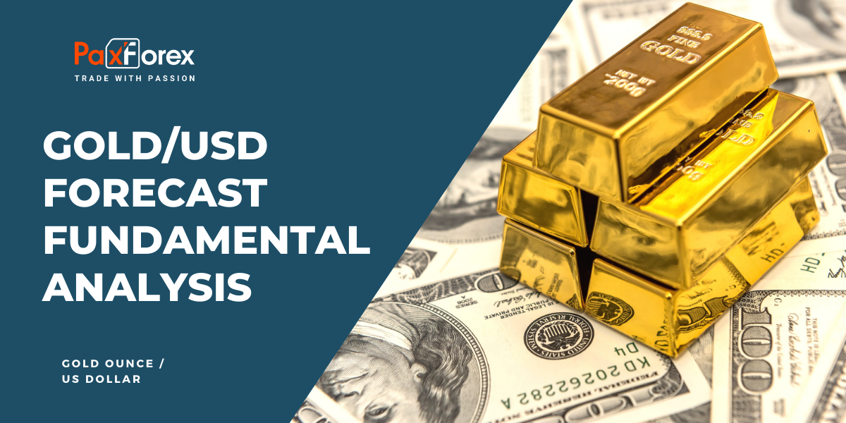 GOLD Forecast Fundamental Analysis | Gold Ounce / US Dollar1