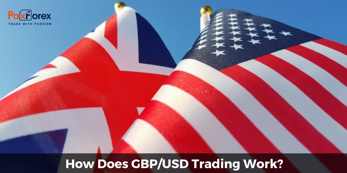 How Does GBP/USD Trading Work?