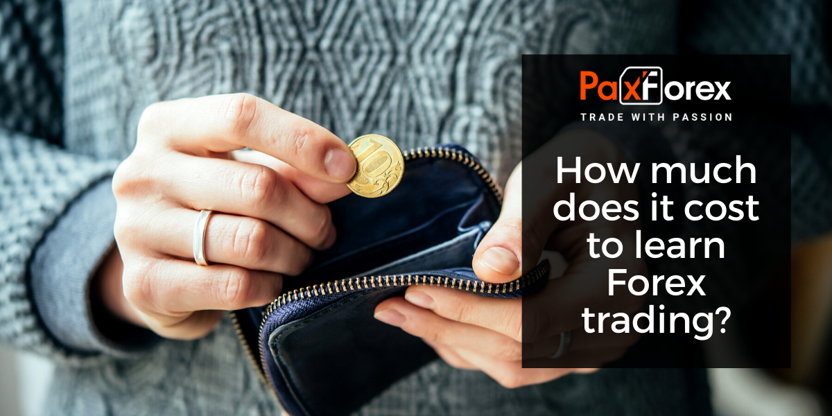 How much does it cost to learn Forex trading?