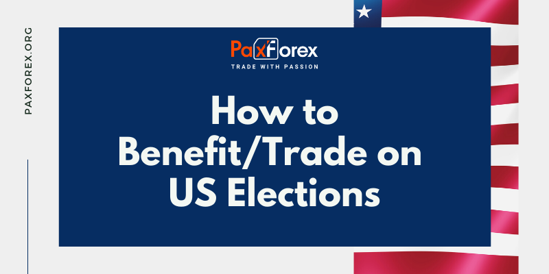 How to BenefitTrade on US Elections
