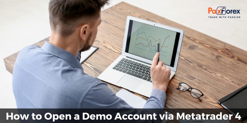 How to Open a Demo Account via Metatrader 4