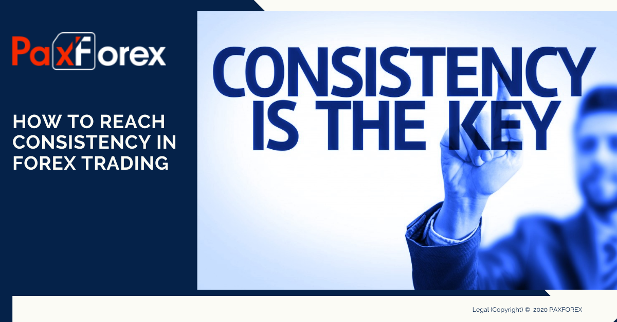 How to Reach Consistency in Forex Trading