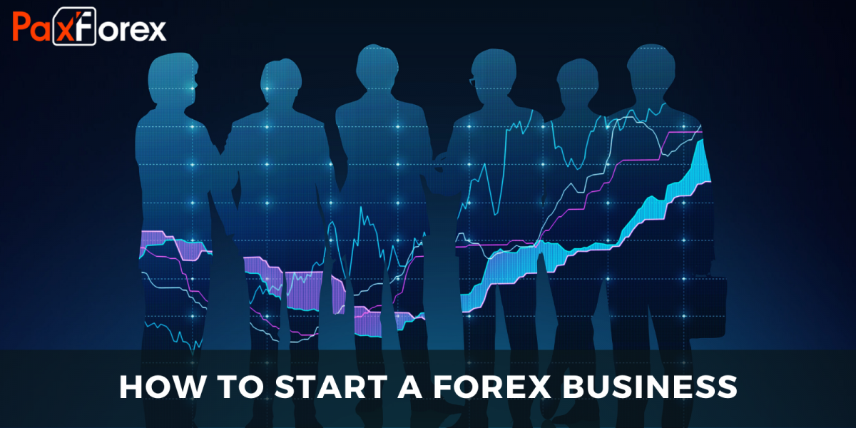 How to start a Forex business