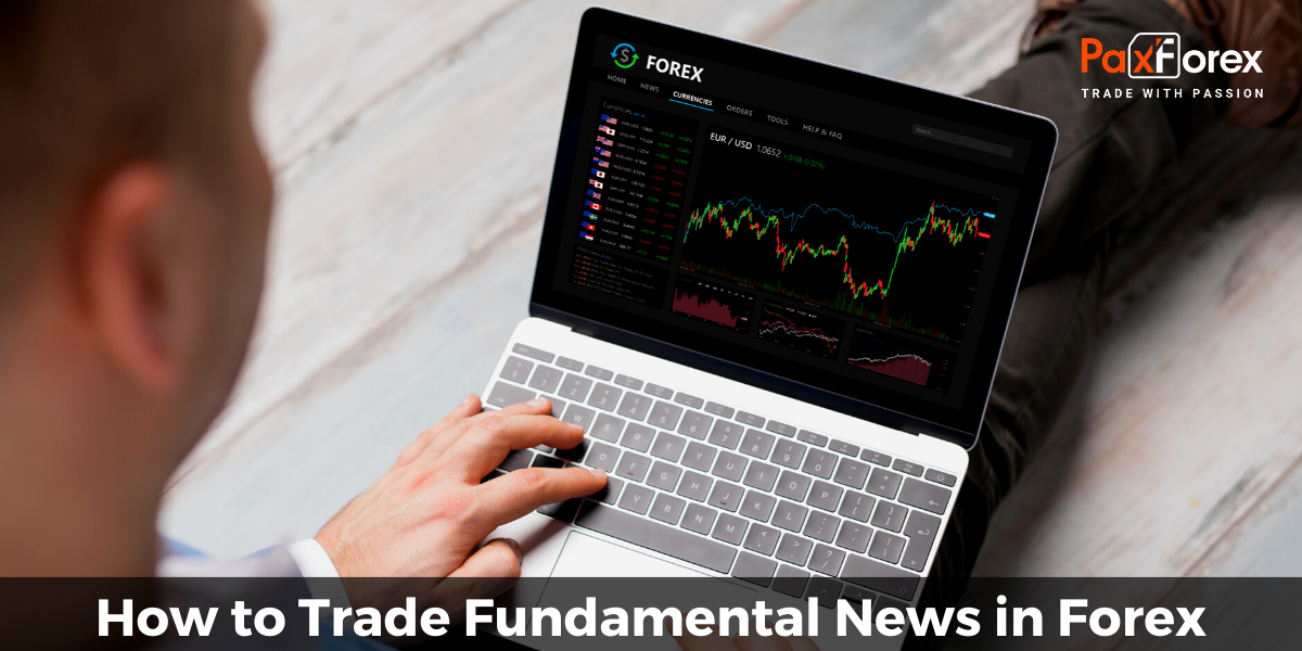 How to Trade Fundamental News in Forex