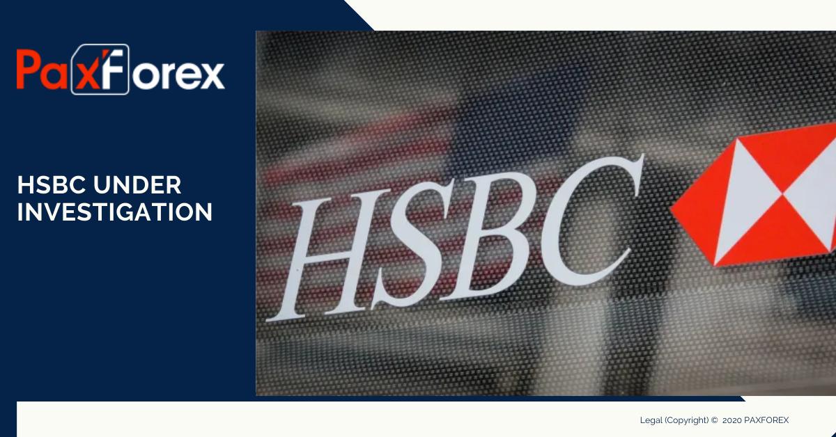 HSBC under investigation