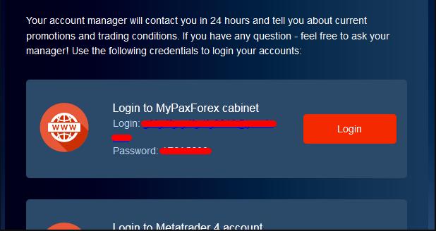 Paxforex login facebook investmentgesellschaften ifrs 5