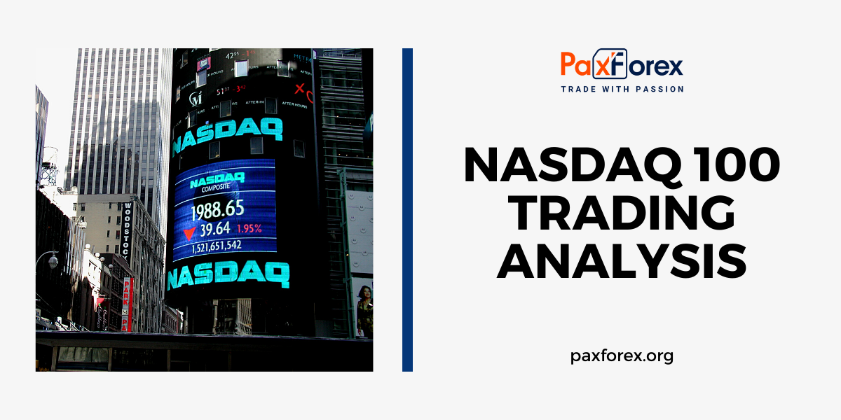Trading Analysis of Nasdaq 100 Index
