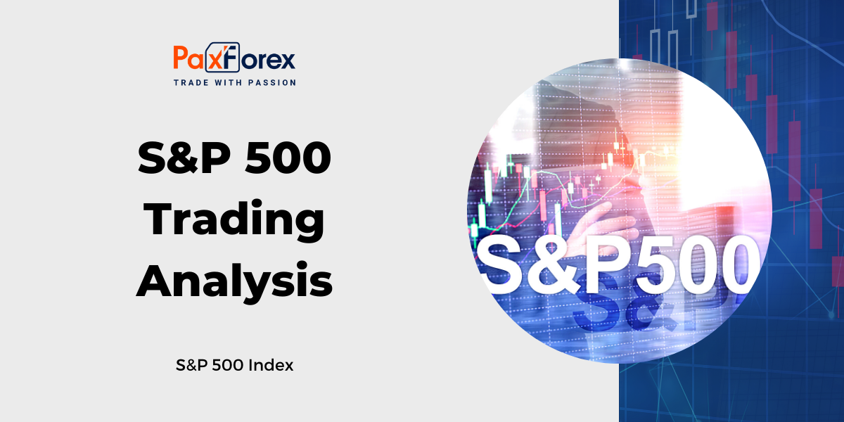 Trading Analysis of S&P 500 Index