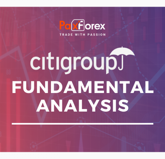 Citigroup | Fundamental Analysis1