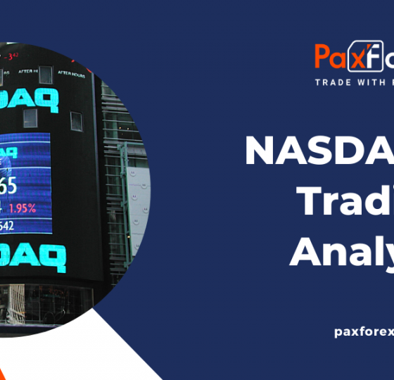 Trading Analysis of Nasdaq 100 Index1