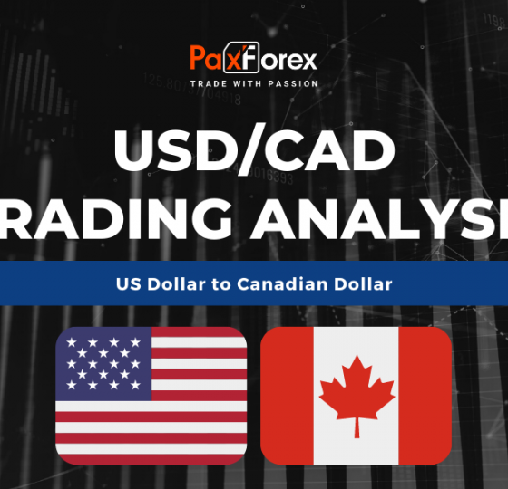 USD/CAD | US Dollar to Canadian Dollar Trading Analysis1