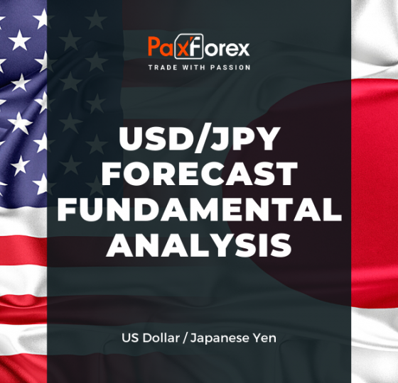 USD/JPY Forecast Fundamental Analysis | US Dollar / Japanese Yen1