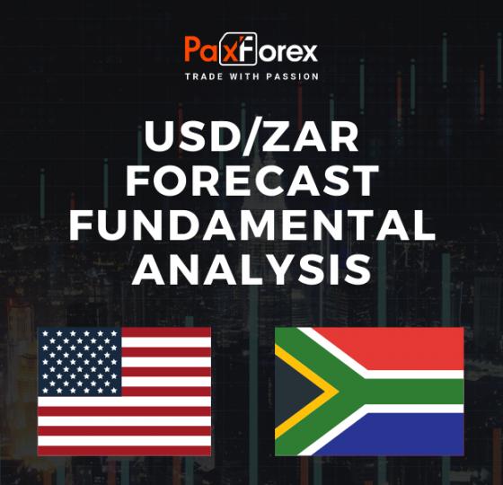 USD/ZAR Forecast Fundamental Analysis | US Dollar / South African Rand1