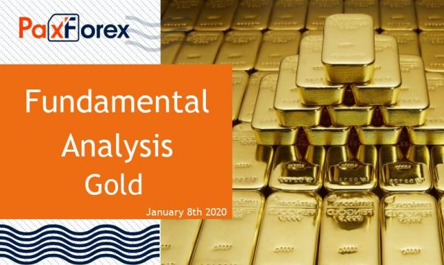 Gold Fundamental Analysis – January 8th 20191