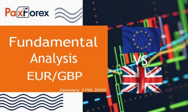 EURGBP Fundamental Analysis – January 17th 20201