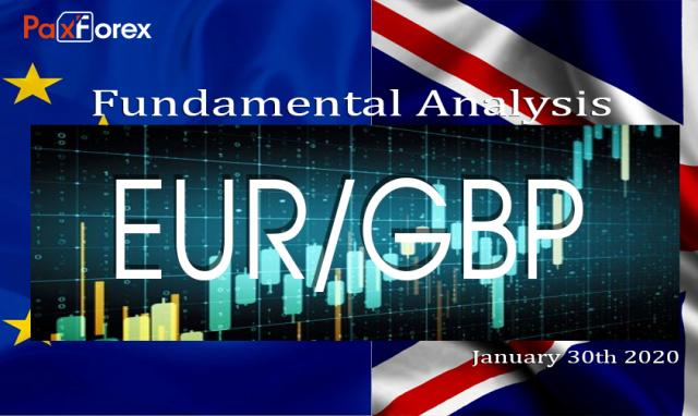 EURGBP Fundamental Analysis – January 30th 20201