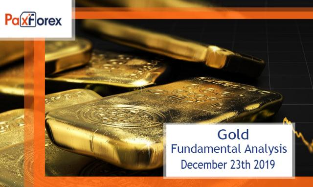 Gold Fundamental Analysis – December 23rd 20191