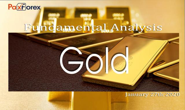Gold Fundamental Analysis – January 27th 20201