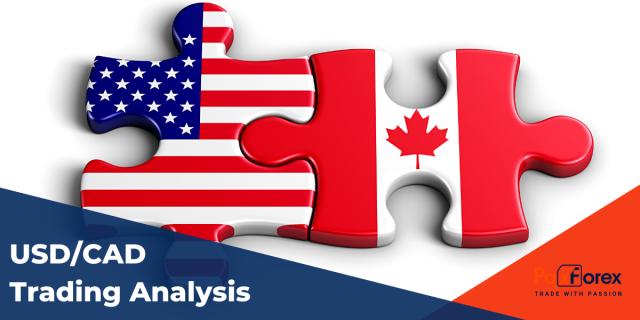USD/CAD | US Dollar to Canadian Dollar Trading Analysis