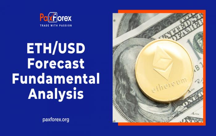 ETH/USD Forecast Fundamental Analysis   Ethereum / US Dollar