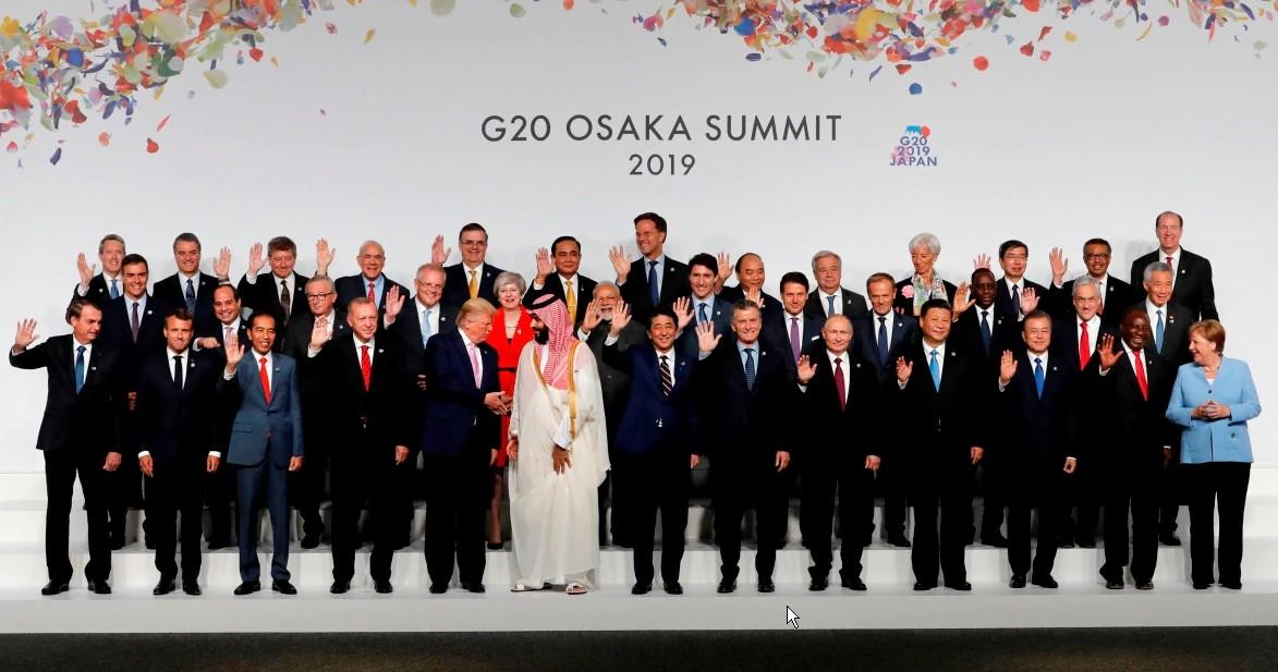 Investors lurking before the G20 Summit