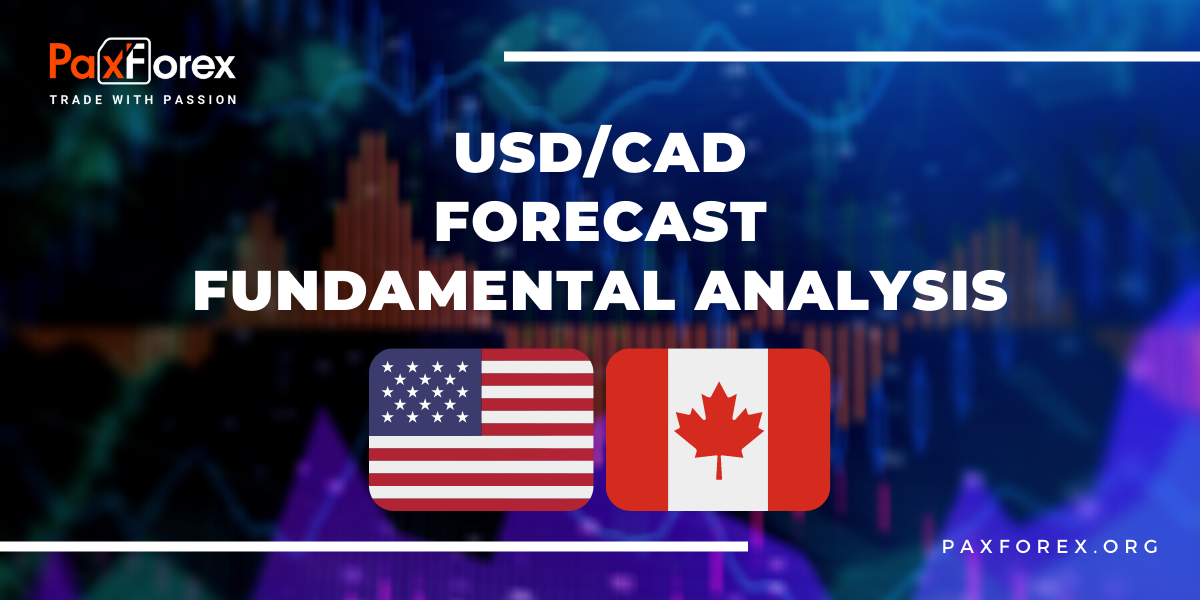 USD/CAD Forecast Fundamental Analysis | US Dollar / Canadian Dollar1
