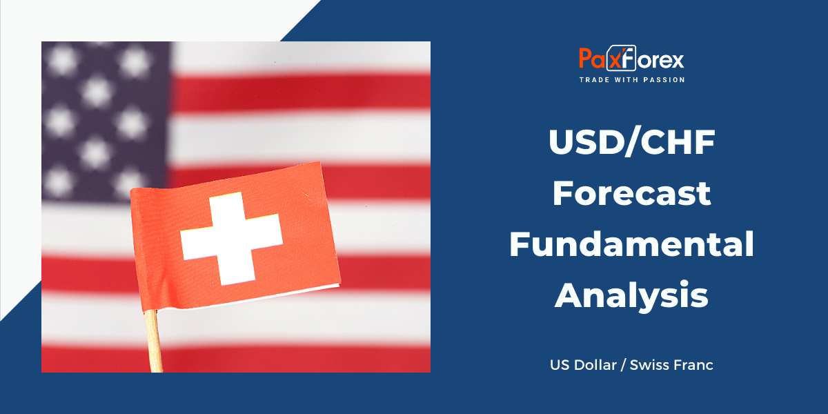 USD/CHF Forecast Fundamental Analysis | US Dollar / Swiss Franc1