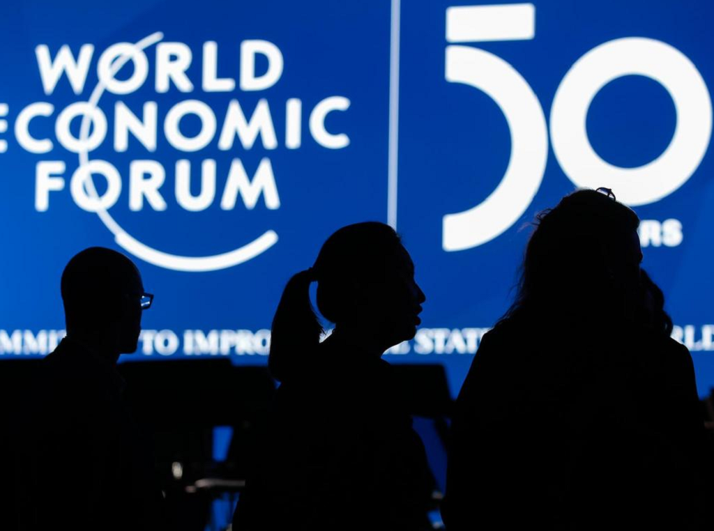 The World Economic Forum Turns 50