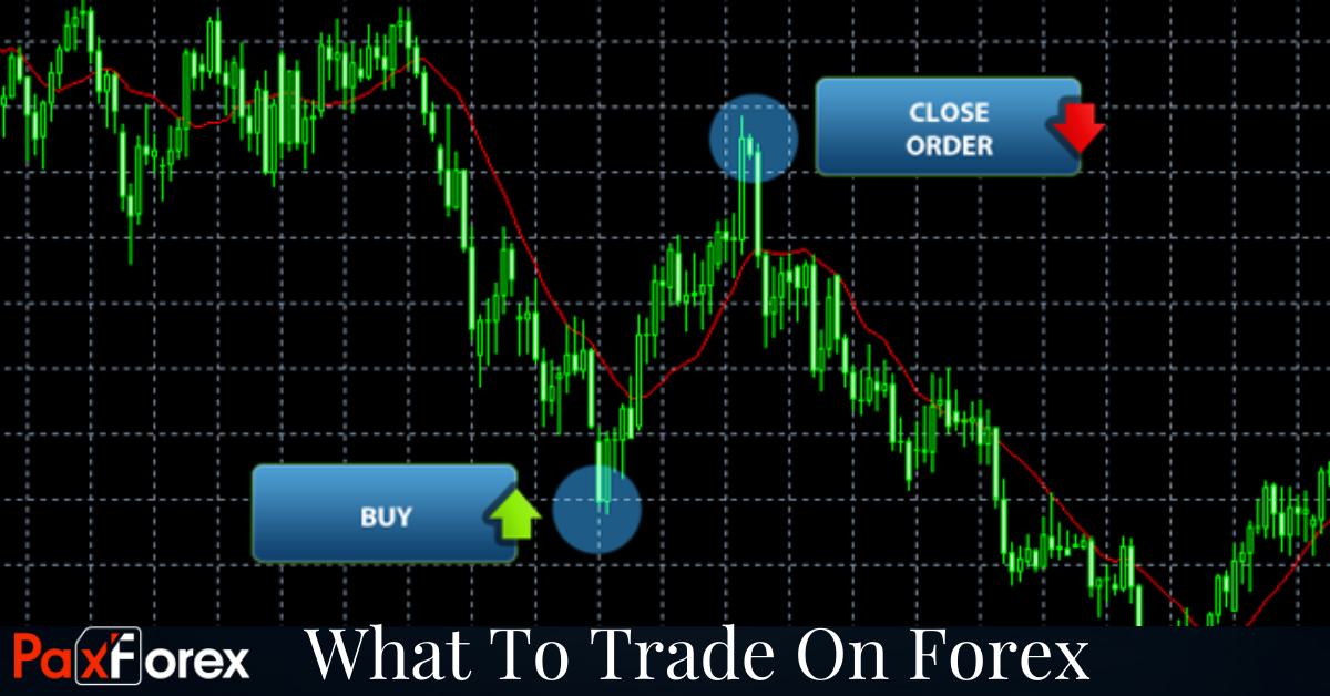 What To Trade On Forex