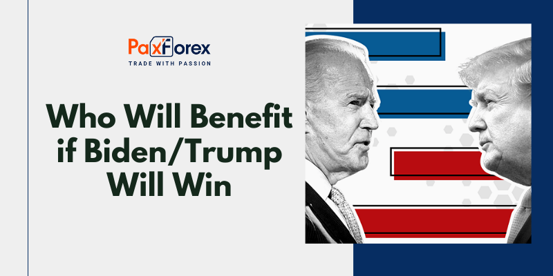 Who Will Benefit if BidenTrump Will Win