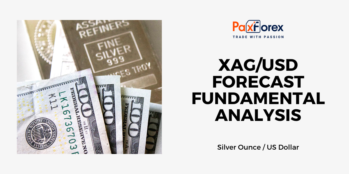 XAG/USD Forecast Fundamental Analysis | Silver Ounce / US Dollar1
